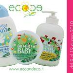 Giveaway eco and eco: vinci i prodotti BIO-BIO Baby!