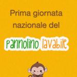 25 novembre, Giornata Nazionale del Pannolino Lavabile