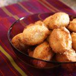 Natale fai da te: i biscotti al cocco