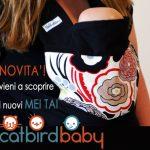 Vieni a scoprire i nuovi mei tai CatBird Baby!