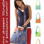 Nuovi colori per le shopper SlingSax di Envirosax!