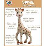 E' tornata Sophie la giraffa!