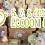 6-7-8 dicembre… tempo di Ecodoni Days!
