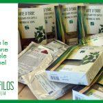 Riassortite tutte le erbe tintorie e le miscele di Phitofilos!