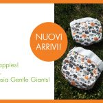 Dalla S alla XL i nuovi Gentle Giants gNappies!