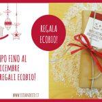 Hai tempo fino al 18 dicembre per i tuoi regali ecobio!