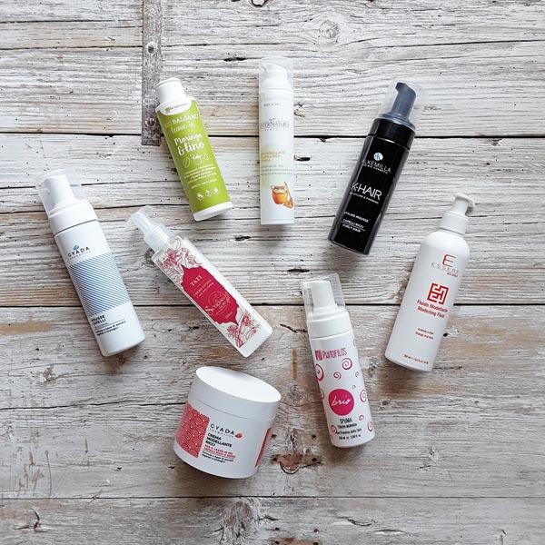 Styling ecobio per capelli ricci  tutti i prodotti testati per voi ... 8aa13bd01025