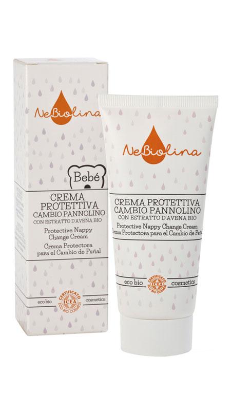 Baby Crema protettiva per il cambio pannolino