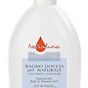 Bagno doccia ph naturale