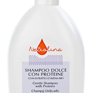 Shampoo dolce con protein