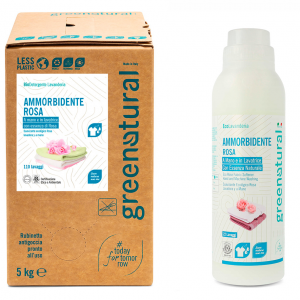 ammorbidente rosa greenatural