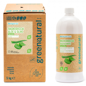 bagnodoccia aloe olivo greenatural