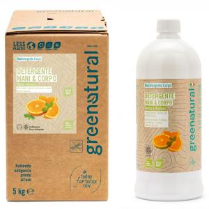 detergente mani greenatural