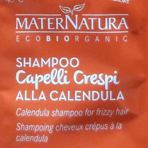 maternatura shampoo calendula