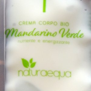 naturaequa crema mandarino