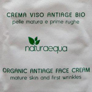 naturaequa crema viso antiage