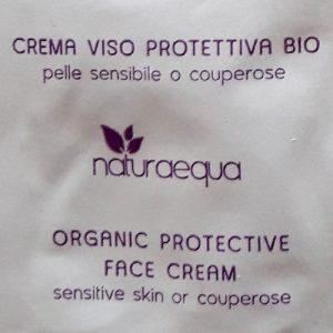 naturaequa crema viso protettiva