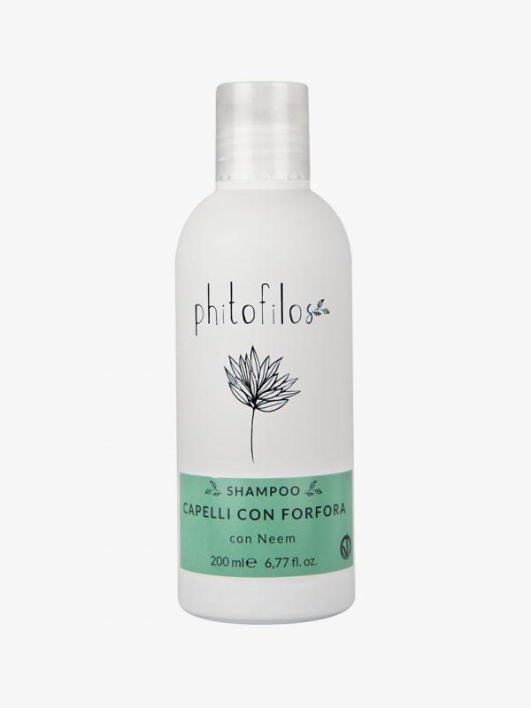 Shampoo Capelli con Forfora
