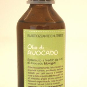 Olio di avocado BIO (100ml)