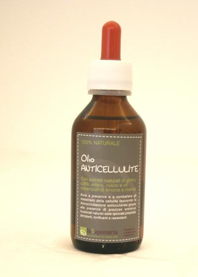 Olio da massaggio anticellulite (100ml)