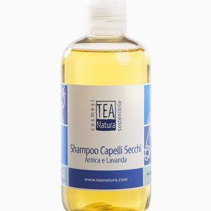 Shampoo capelli secchi Arnica e Lavanda (200ml)