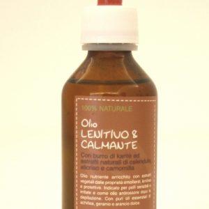 Olio da massaggio lenitivo (100ml)
