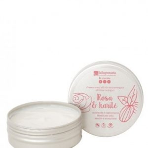 Crema mani rosa e karité (60ml)