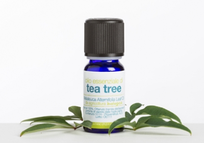 Olio essenziale di Tea Tree (10ml)