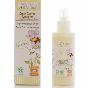 Latte crema idratante BIO Baby Anthyllis (125ml)