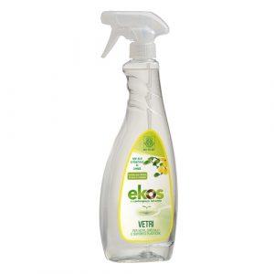 Vetri spray con vaporizzatore (750ml)
