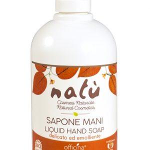 Sapone liquido mani (500ml)