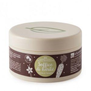 Crema corpo nutriente - Soffice di Karitè (180ml)