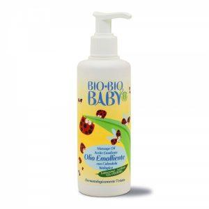 Olio detergente emolliente alla calendula (250ml)