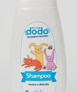 DODO Shampoo neutro e delicato (300ml)