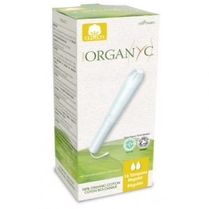 Organyc Assorbenti Interni con Applicatore Regular (16 PZ)