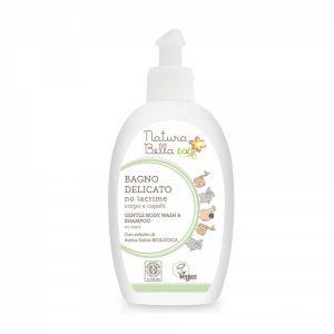 Bagno delicato baby corpo e capelli (300ml)