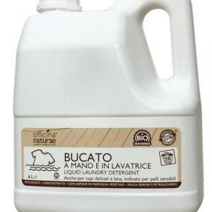 Bucato a mano e lavatrice Concentrato Tanica in bioplastica (4lt)