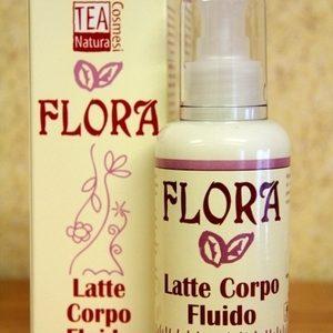 Latte corpo FLORA (100ml)