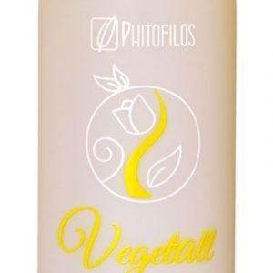 VegetAll Shampoo camomilla e rabarbaro riflesso biondo (250ml)