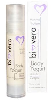 Crema idratante corpo bioprotettiva elasticizzante Body yogurt  (100ml)