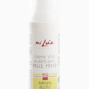Crema viso purificante pelle mista (50ml)