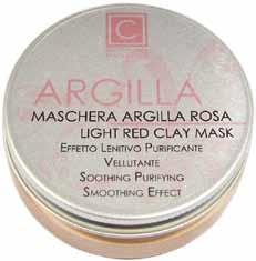 Maschera argilla rosa (50ml)