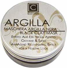 Maschera argilla nera (50ml)
