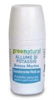 Deodorante ROLL ON allume di potassio Brezza Marina (75ml)