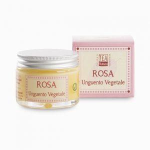 Unguento vegetale Rosa VISO E CORPO (50ml)