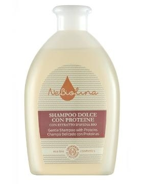 Shampoo dolce con proteine (500ml)