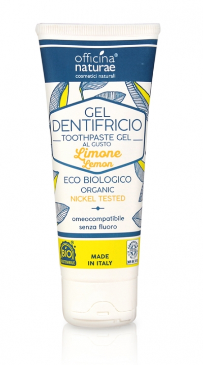 Dentifricio naturale limone (75ml)