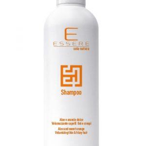 Shampoo volumizzante aloe e arancio dolce (250ml)