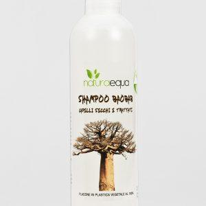 Shampoo al Baobab - capelli secchi e trattati (250ml)