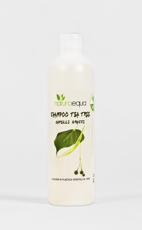Shampoo al Tea Tree - capelli grassi (250ml)